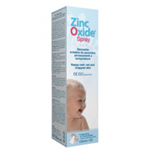 ZINCOXIDE cream spray no-gas 125 ml